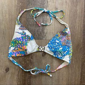 Trina Turk Paisley Bikini Top